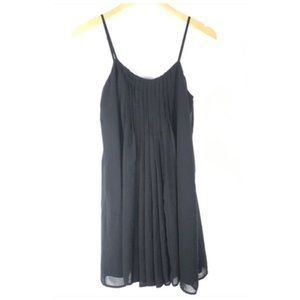 Victoria's Secret Chemise Slip Dress Black XS